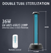 Lampa sterilizare UV